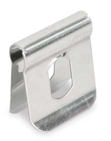 Stainless U band (flat clip)