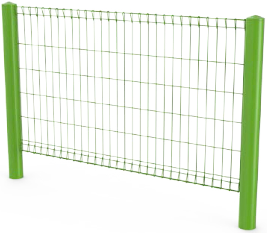 Mesh Fence Parts