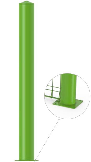 Anchor Type Pillar